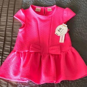 Girls pink dressy blouse 5T